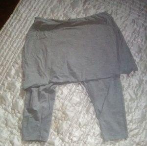 Legacy skirted leggings